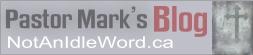 Visit Pastor Mark's Blog!